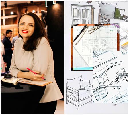 Вызов дизайнера интереров и мебели на дом