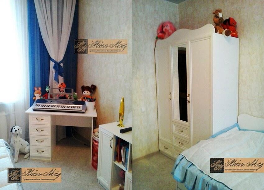 Фото детской мебели на заказ 3