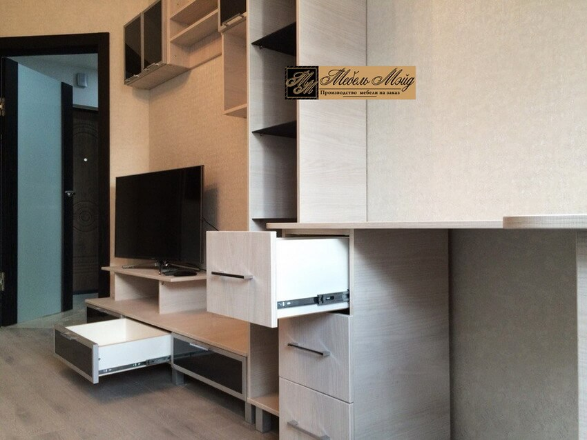 Фото корпусной мебели на заказ 3