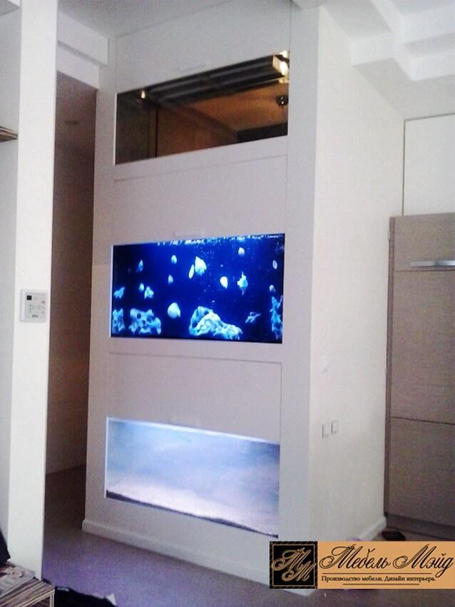 Фото корпусной мебели на заказ 34