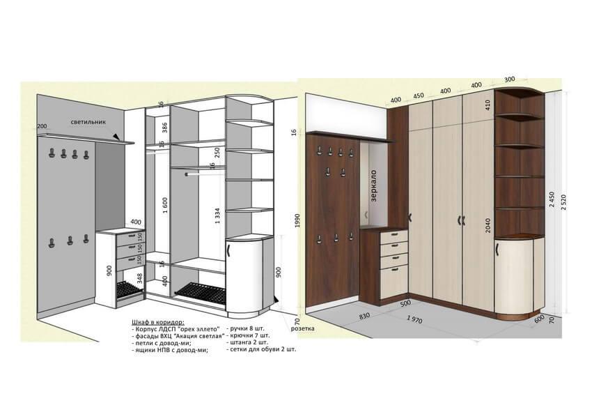 Фото корпусной мебели на заказ 4