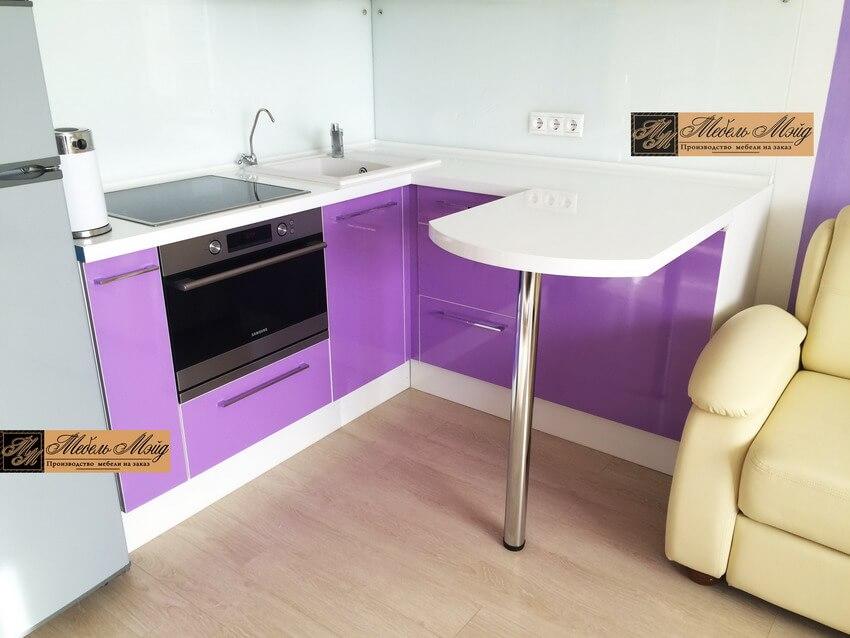 Фото кухни на заказ 4