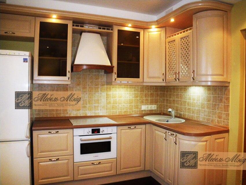 Фото кухни на заказ 40