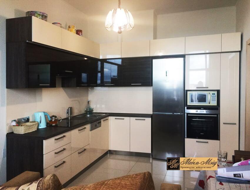 Фото кухни на заказ 8