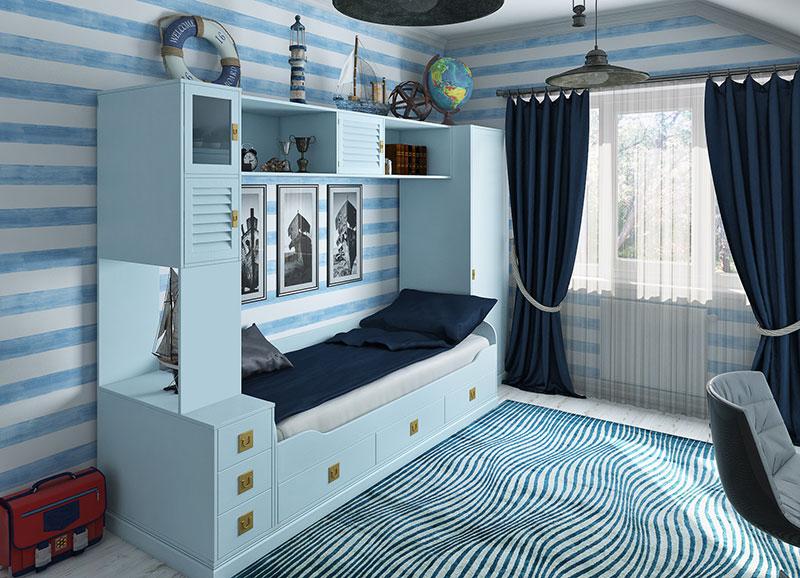 Кровать для ребенка на заказ