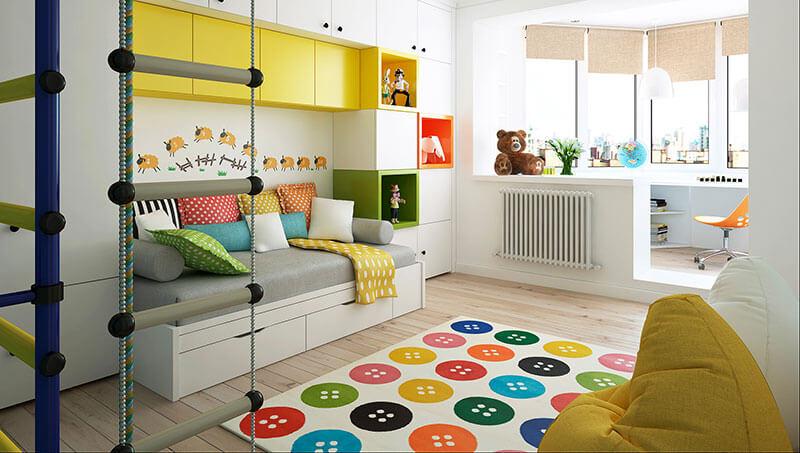 Комната для ребенка на заказ
