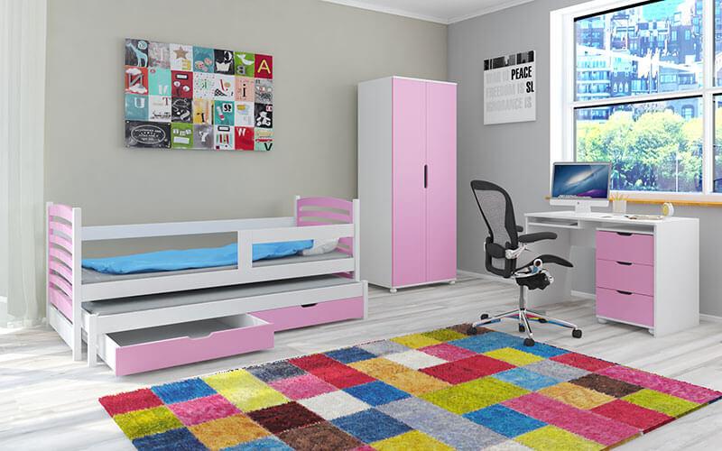 Современная детская кровать на заказ