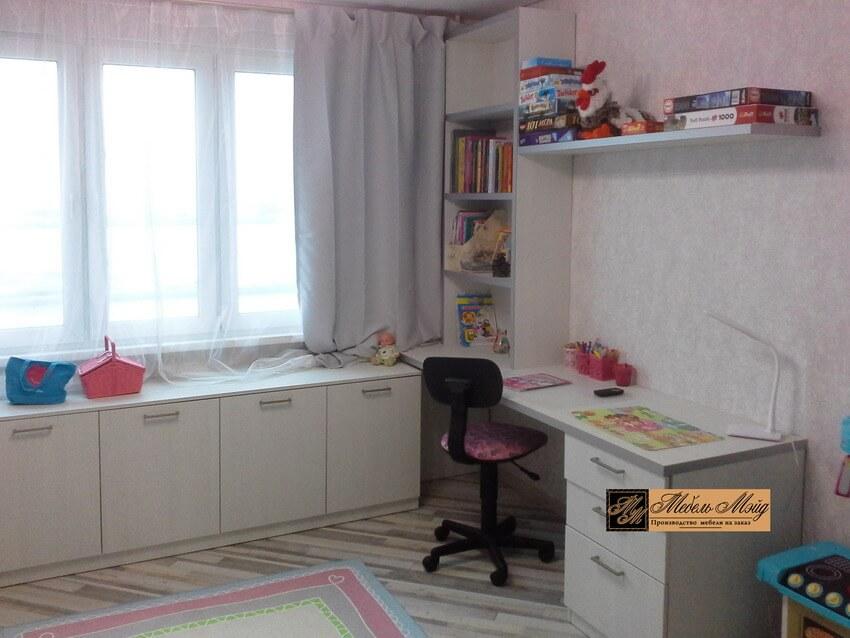 Фото детской мебели на заказ 10