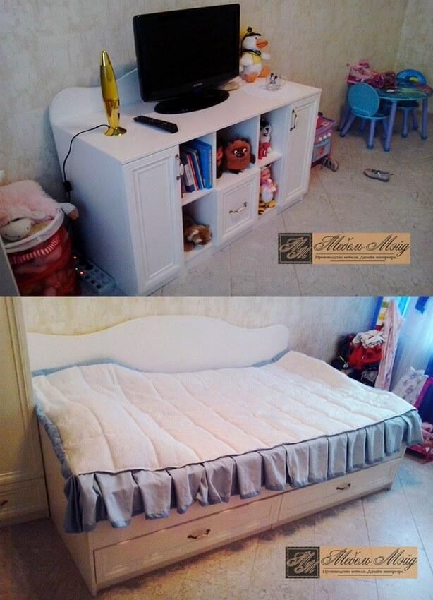 Фото детской мебели на заказ 2
