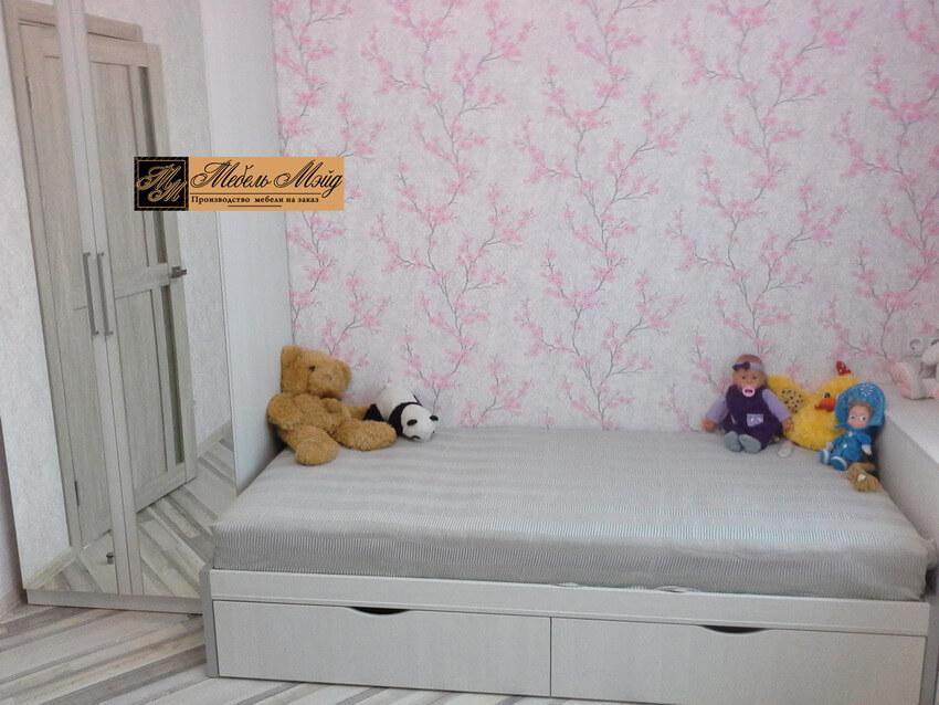 Фото детской мебели на заказ 8