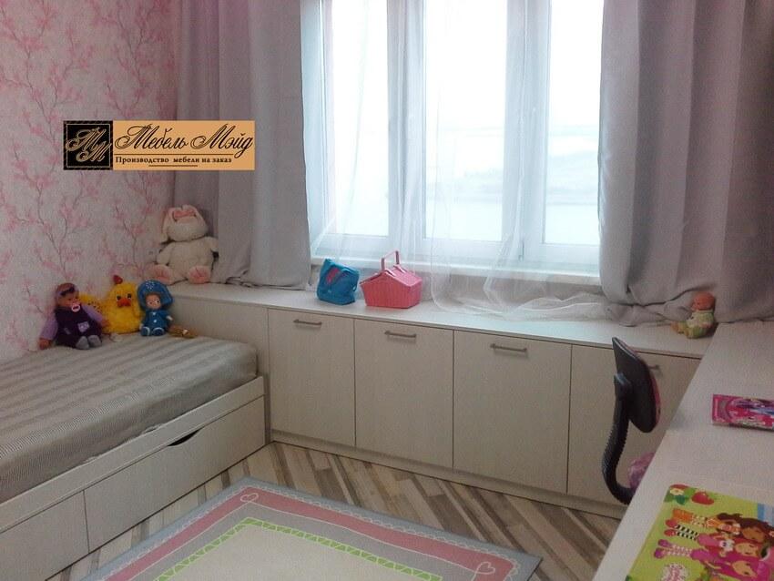 Фото детской мебели на заказ 9