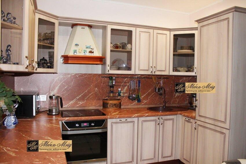 Фото кухни на заказ 13