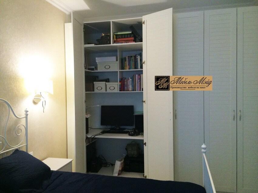 Фото распашного шкафа 8