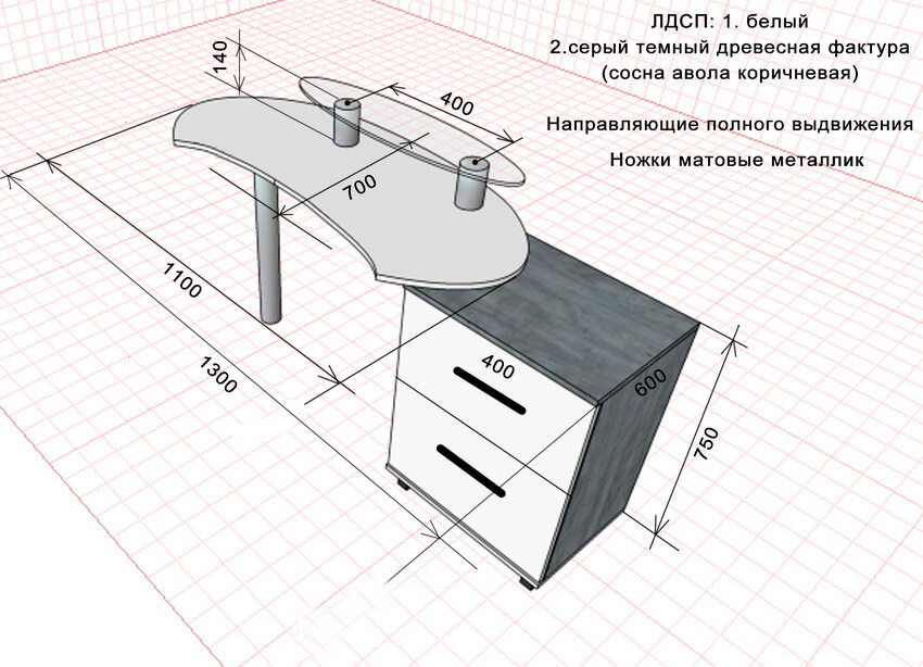 Фото стола на заказ 18