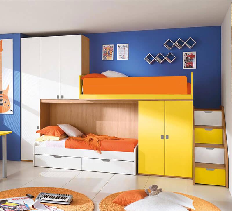Детская кровать мебель на заказ
